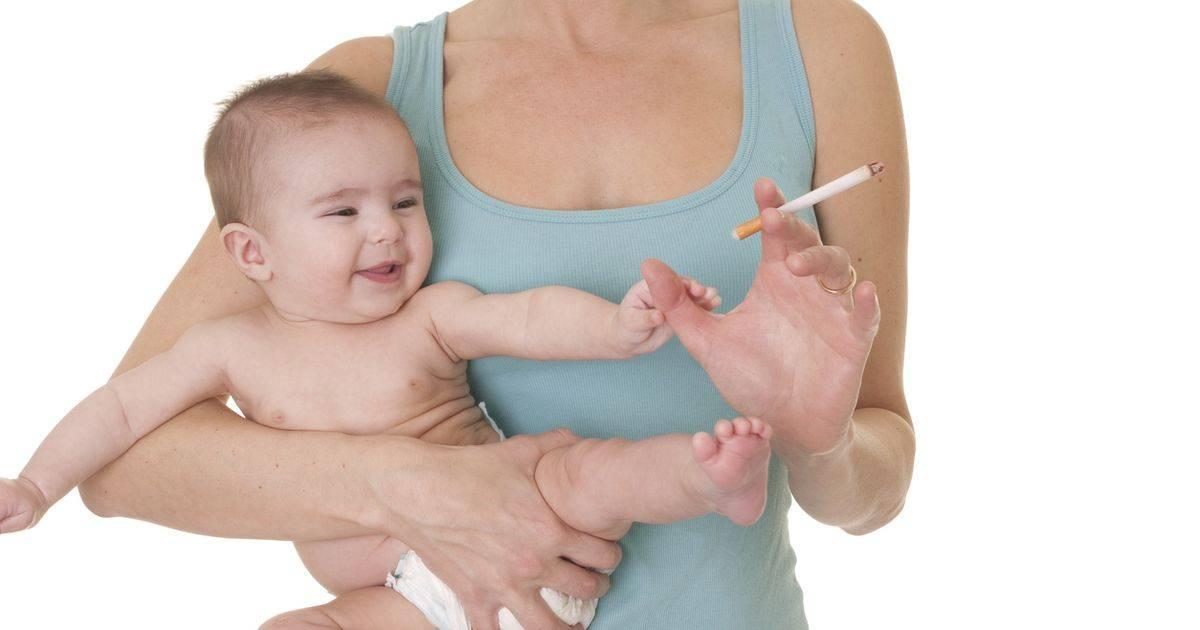 Курение во время беременности – бросить нельзя оставить