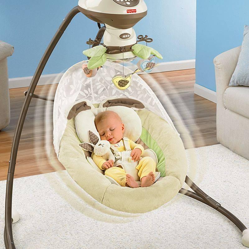 Как выбрать электрокачели для новорожденных? отзывы врачей об электрокачелях для новорожденных.