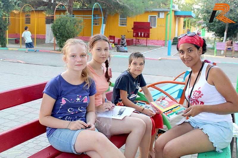 """Летние смены 2021 в дсок """"жемчужина россии"""" с лечением (анапа)   программы отдыха в детских лагерях"""
