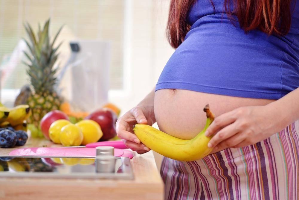 Можно ли есть бананы во время беременности?