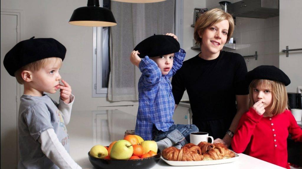 Гневу — да, истерике — нет! секреты французского воспитания