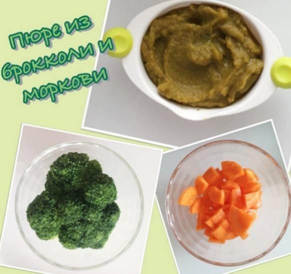 Идеальный овощ для первого прикорма: капуста брокколи, и как ее приготовить для грудничка