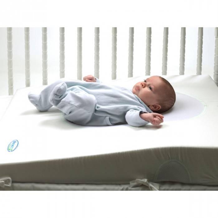 Как выбрать матрас для новорожденного в кроватку