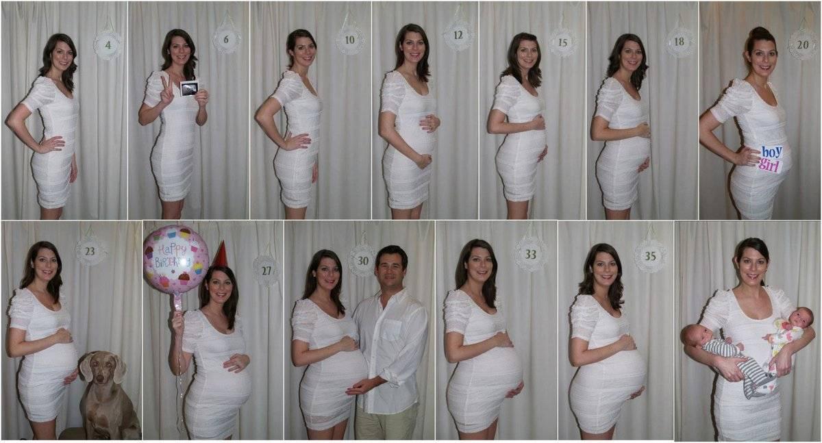 5-й месяц беременности