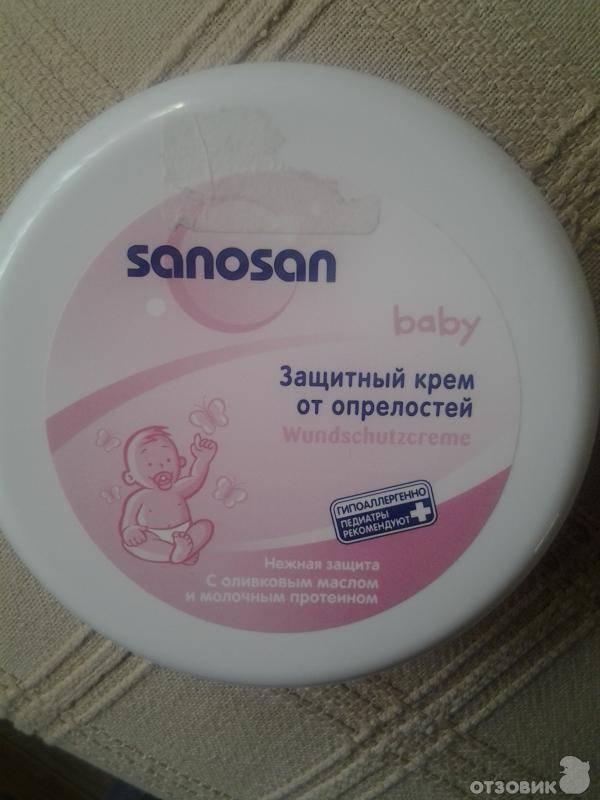 Топ самых эффективных и безопасных кремов от опрелостей для новорожденных