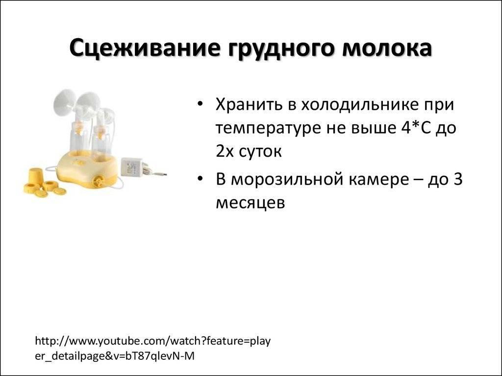 Как правильно сцеживать грудное молоко руками в бутылочку?