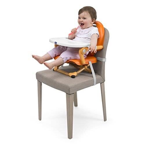 Выбираем функциональный стульчик для кормления ребенка