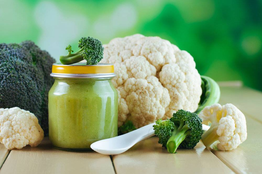 Как правильно приготовить цветную капусту для прикорма?