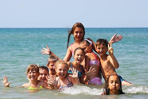 Детский оздоровительный лагерь «смена», анапа