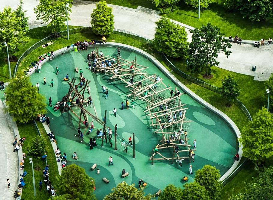 Парк «сказка» в крылатском