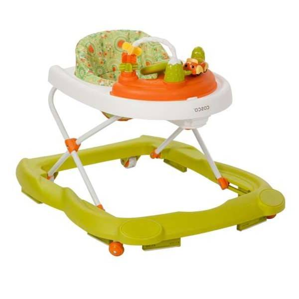 С какого возраста можно сажать ребенка в ходунки. во сколько месяцев детей сажают в ходунки
