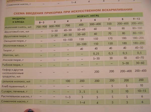 Доктор комаровский о кормлении грудничка 1, 2 и 3 месяца