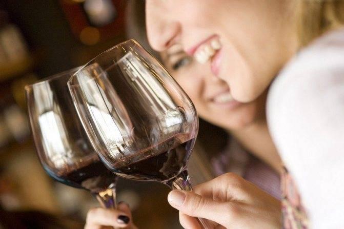 Вино без чувства вины: можно, но осторожно