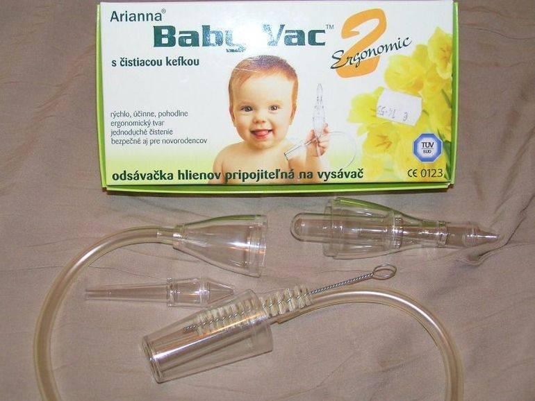Какой аспиратор лучше выбрать для новорожденных, разновидности и инструкция по применению