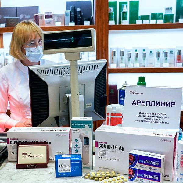 Чем лечат больных коронавирусом на среднем урале?