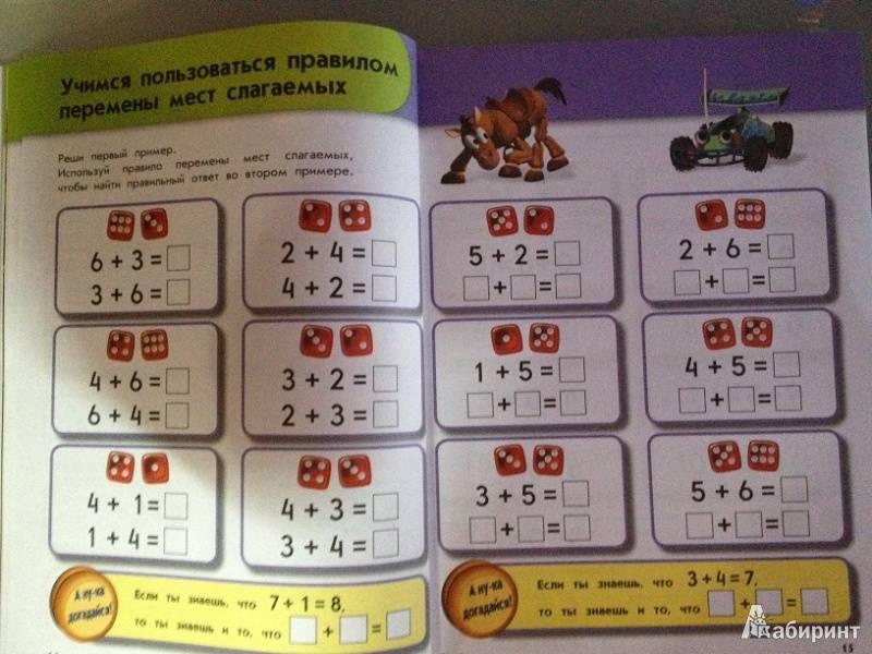 Как научить ребенка считать в уме: методика 1 класса и далее. советы учителя начальных классов