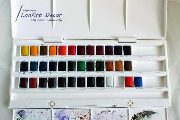 Какую выбрать палитру для живописи маслом?   andrew pugach