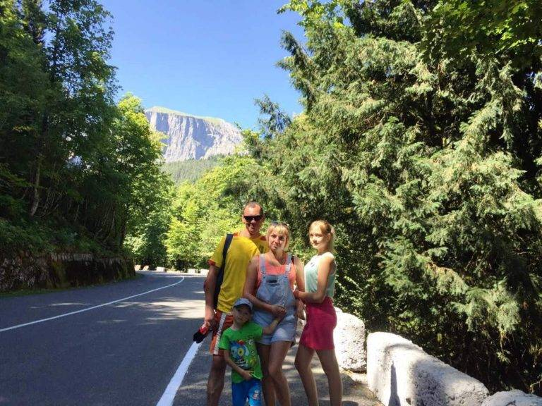 Отдых с ребенком в абхазии - отзыв о нашей поездке