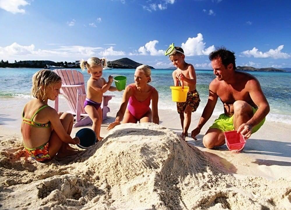 Где отдохнуть в крыму с детьми: лучшие семейные курорты