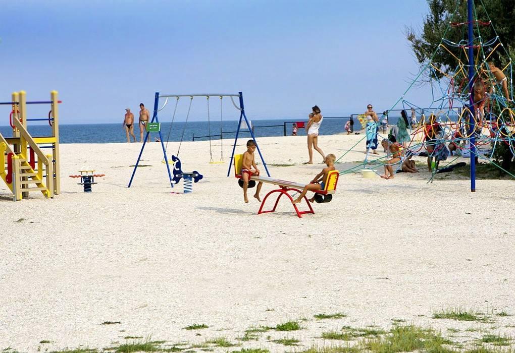Отдых в крыму с детьми 2021 — курорты, пляжи, санатории