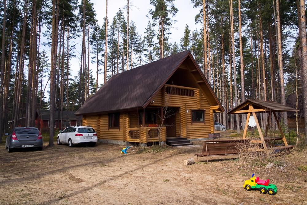 Куда съездить зимой в ленинградской области