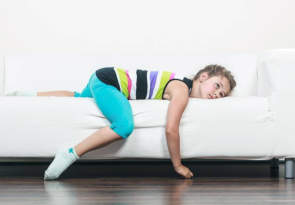 Детская психология: если ребенок ленив и невнимателен…