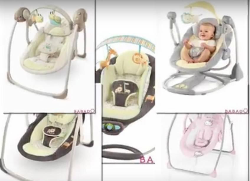 8 лучших качелей для новорожденных — рейтинг 2020 года (топ 8)