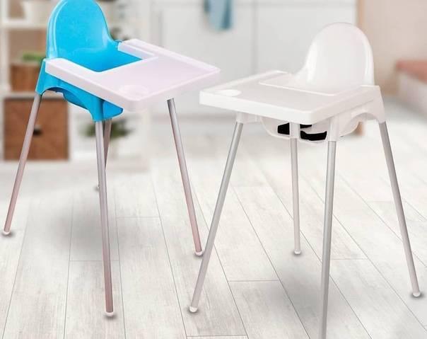 Стульчики для кормления Ikea