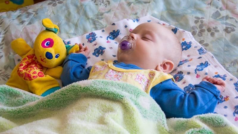 Как сделать ночной сон малыша более крепким