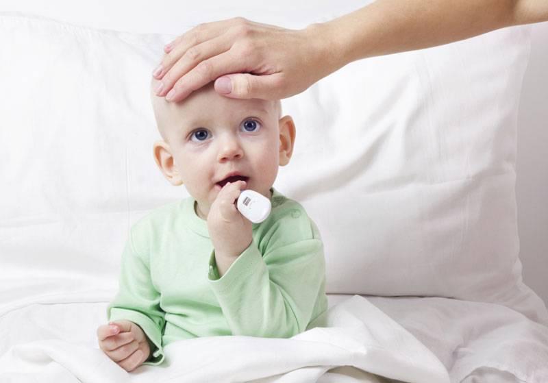 Лечение простуды у детей: что делать если ваш ребёнок простудился