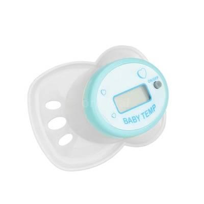 Детская соска-термометр