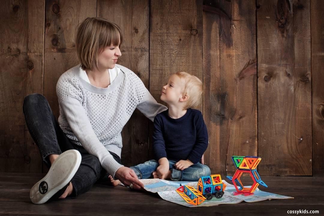 Воспитание ребенка до года психология