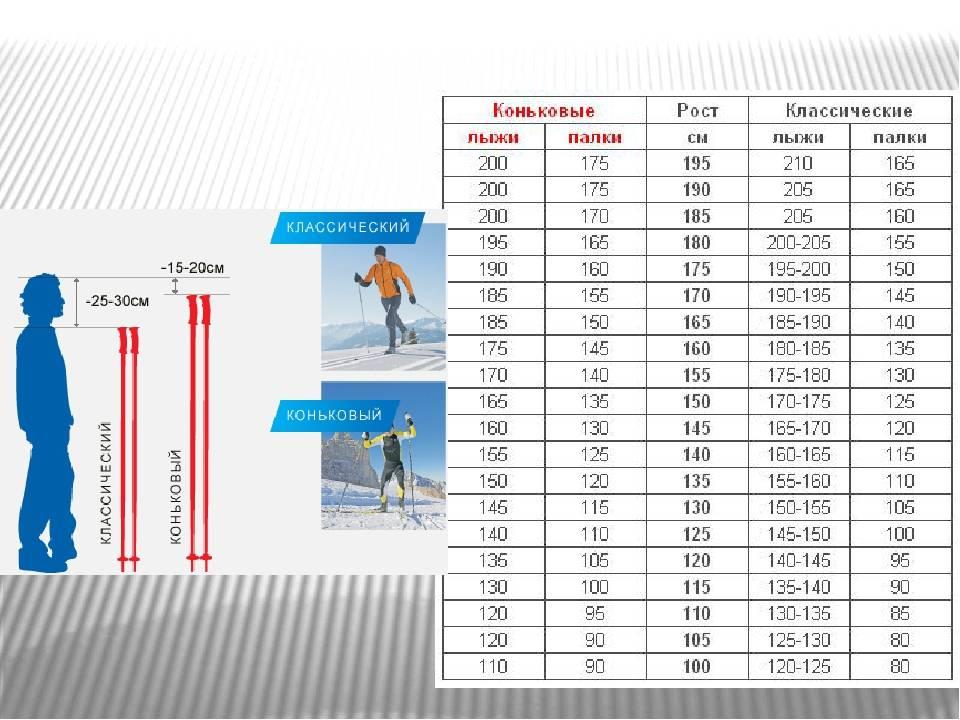 Как подобрать горные лыжи ребенку: основные правила и нюансы