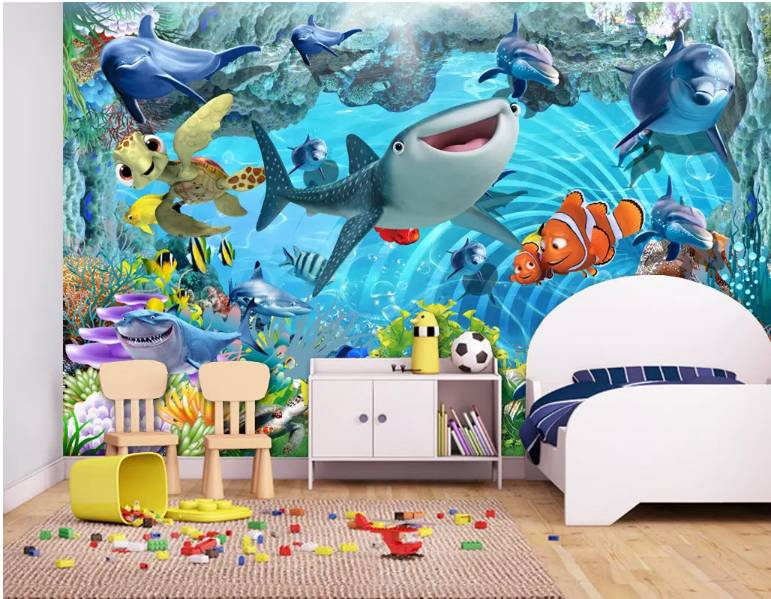 Фотообои для комнаты мальчика: советы и рекомендации
