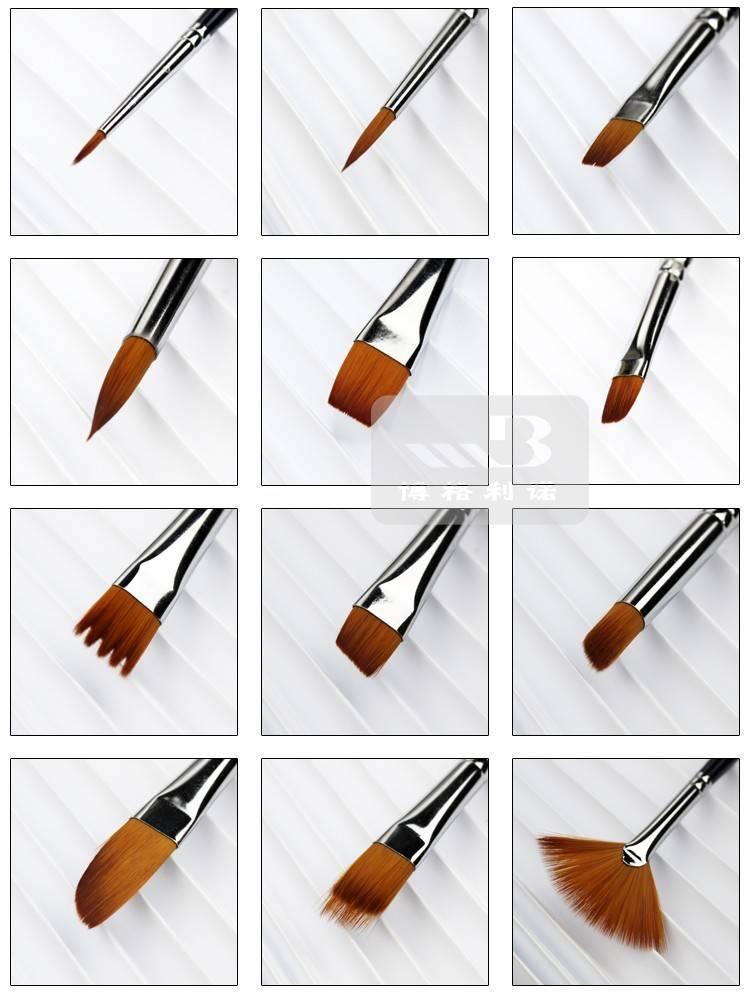 Кисти для краски: обзор, особенности, виды и рекомендации