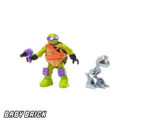 Конструкторы mega bloks: модели для малышей, для самых маленьких, магнитные и обучающие, черепашки ниндзя, хало, миньоны