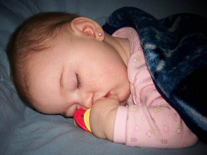 К чему снится маленький ребенок