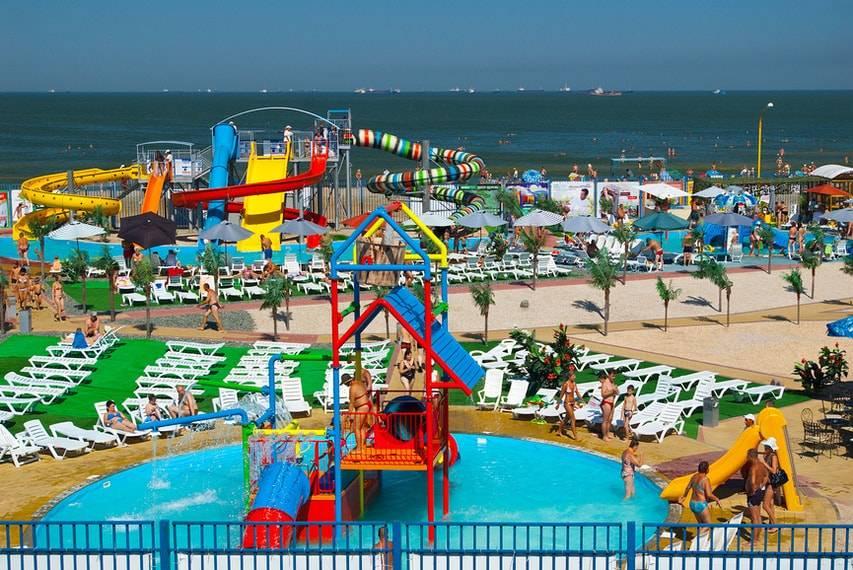Азовское море - где лучше отдыхать с детьми: цены, фото