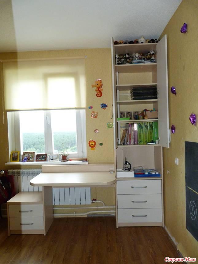 Угловой письменный стол для ребенка — виды моделей. какой лучше выбрать?