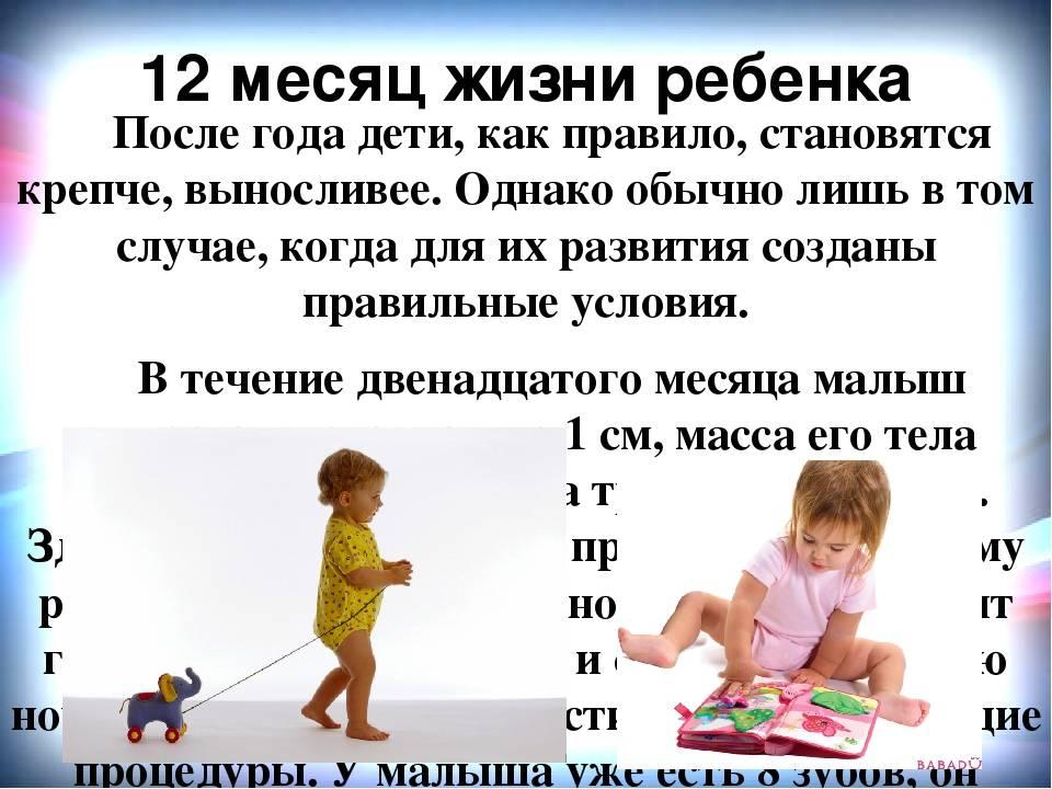 Что должен уметь ребенок в 1 год и 7 месяцев: развитие мальчиков и девочек