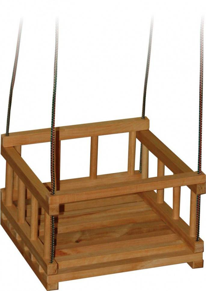 Подвесные детские качели для дома 18 фото): домашние деревянные модели для детей с креплением на потолок