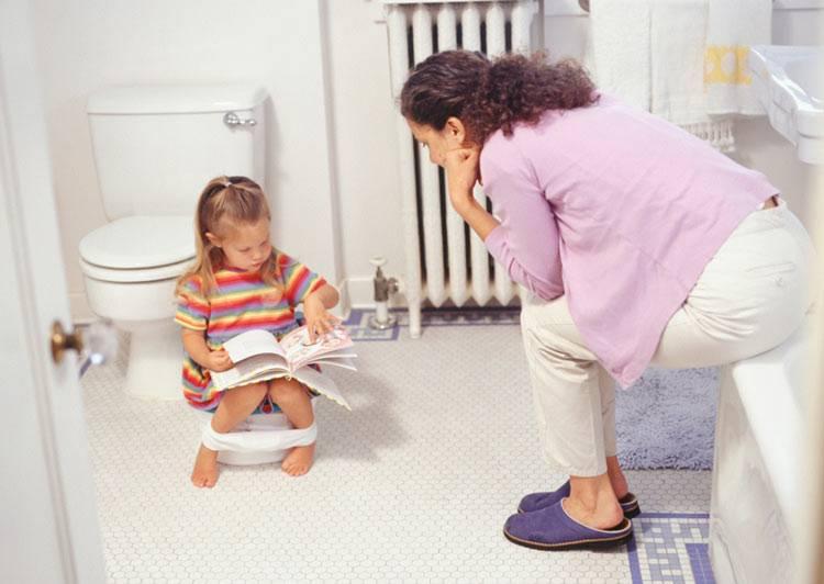 Если ребенок боится горшка: причины и правильные советы, что делать чтобы малыш перестал бояться