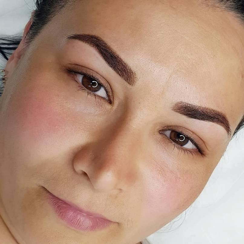 Отторжение пигмента: почему не держится перманентный макияж    pro.bhub.com.ua