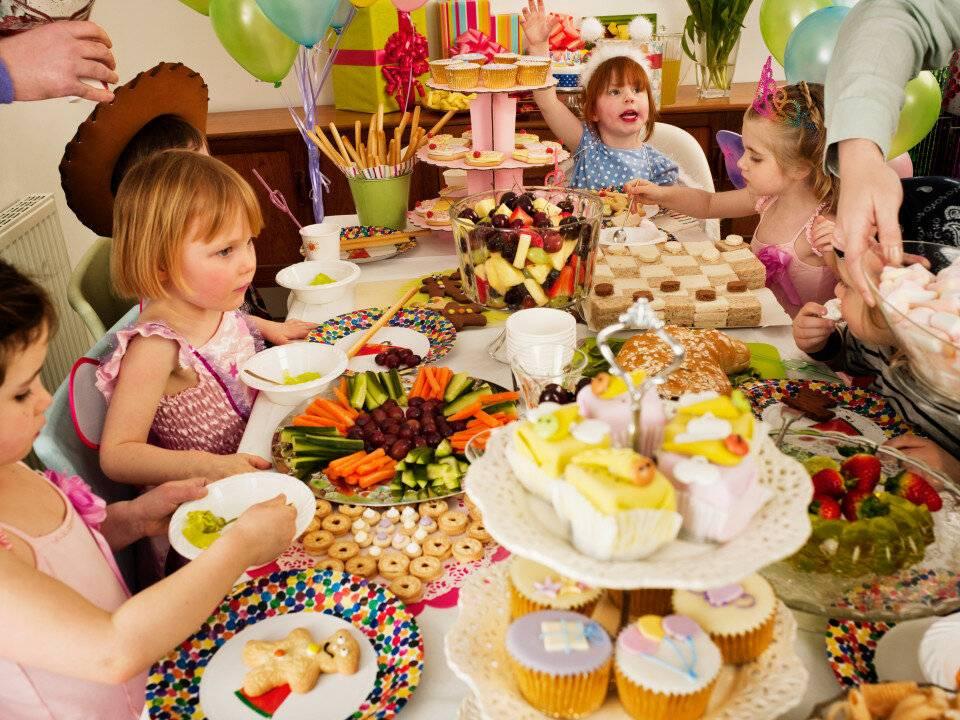 Что приготовить на день рождения ребенка, детское меню | снова праздник!
