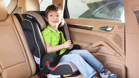 Как правильно выбрать бустер для ребенка в машине