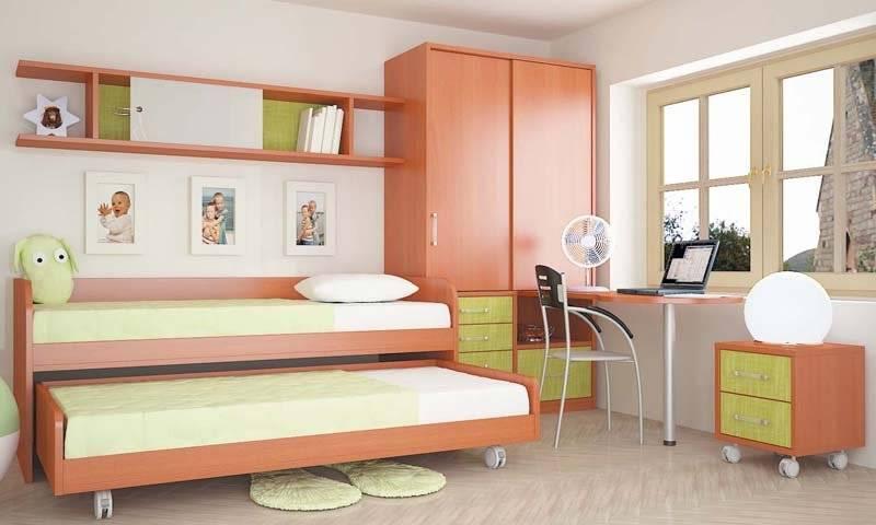 Выдвижная кровать для двоих детей (92 фото): выбираем детские раздвижные двухъярусные конструкции и с выкатным спальным местом с ящиками