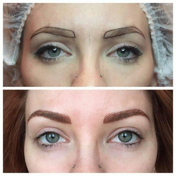 Как подготовиться к перманентному макияжу