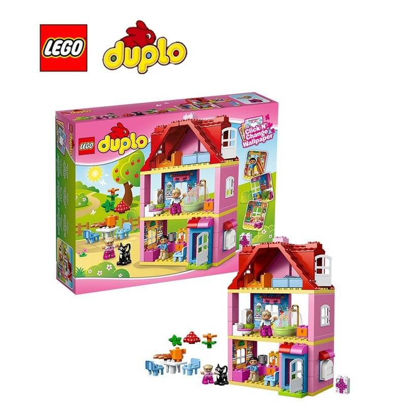 Lego duplo – кукольный домик