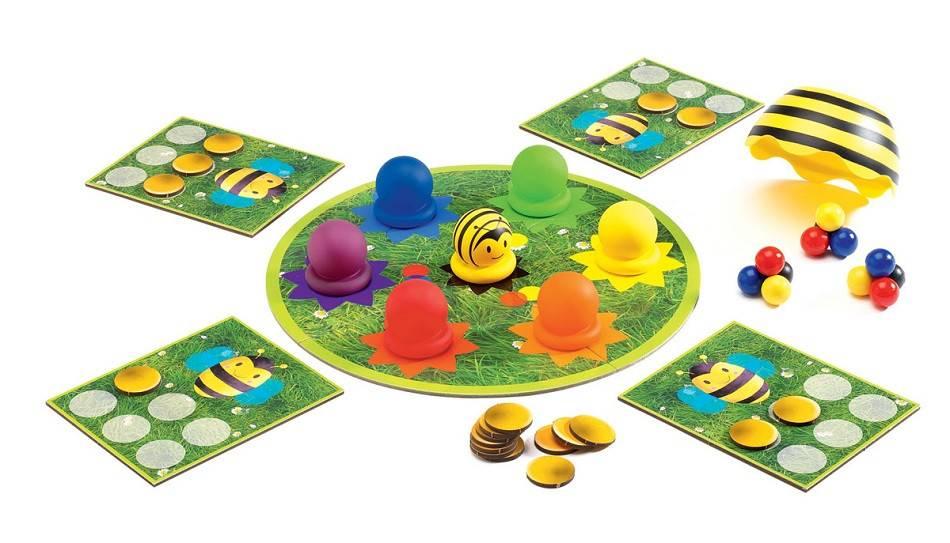 Настольные игры для детей: самые популярные