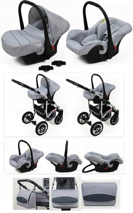 Коляска-люлька (53 фото): вариант для новорожденных, большие детские модели для погодок, рейтинг лучших автолюлек 2021
